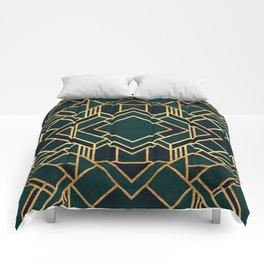 Art Deco 2 Comforters
