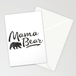 Mama Bear #society6 Stationery Cards