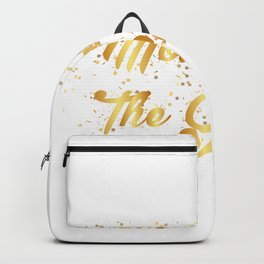 Mother Of The Groom Wedding Party Backpack