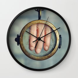 Shadow Box Wall Clock