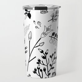Spring Sprig Multi Travel Mug