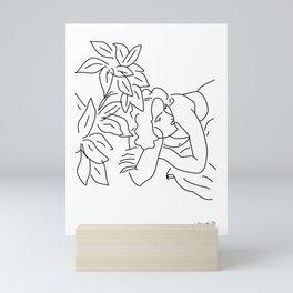 Matisse - Girl Mini Art Print