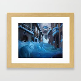 The Chants of Valkoi Framed Art Print