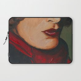 Tamara De Lempika Portrait Laptop Sleeve