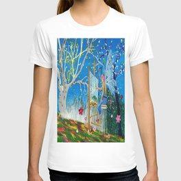 Fairy Artist T-shirt