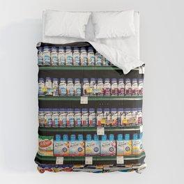 Consume Consume Consume  Comforters