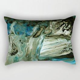 Granite Waterfall Rectangular Pillow