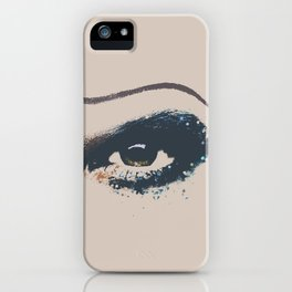 Hedwig Eye iPhone Case
