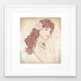 Rockabilly Framed Art Print