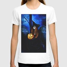 Samhain Witch T-shirt