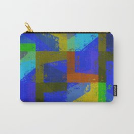 Colorful Truth. Blue. Carry-All Pouch
