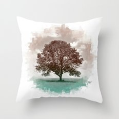 Me Without You Throw Pillow