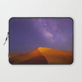 Aladdin Desert Desert At Night Laptop Sleeve