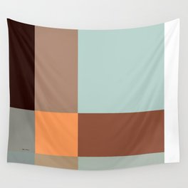 Projection and Perception Wall Tapestry