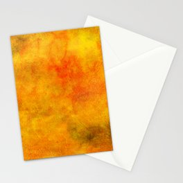 orange madness /Agat/ Stationery Cards