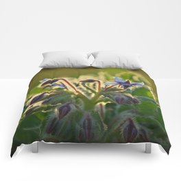 The Beauty of Weeds Comforters