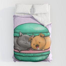 Macaron Cuddles Comforters