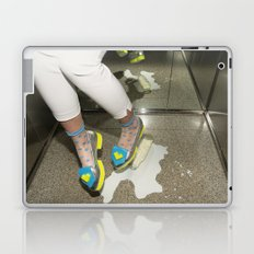Please knock before entering. With love, your Love Laptop & iPad Skin