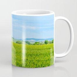 Bignor Hill. Coffee Mug