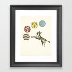 Ball Games Framed Art Print