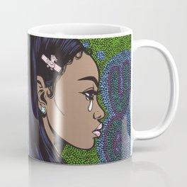 UGH Crying Girl Coffee Mug