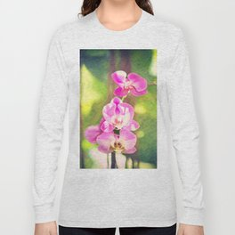 Orchid Impressions Long Sleeve T-shirt