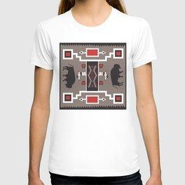 American Native Pattern No. 161 T-shirt