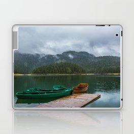 Black Lake Laptop & iPad Skin