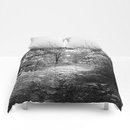 Light to dark Comforters
