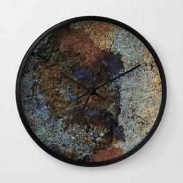 """Dirty wall"" Wall Clock"