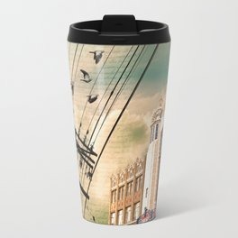 From Oakland, With Love Travel Mug