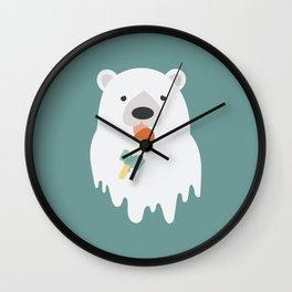 Consolation Prize Wall Clock