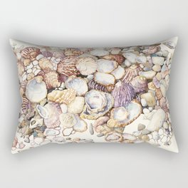 Sea shore Nahariya Rectangular Pillow