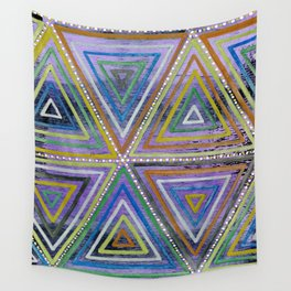 Triangling Wall Tapestry