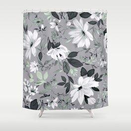 Flowers -a55 Shower Curtain