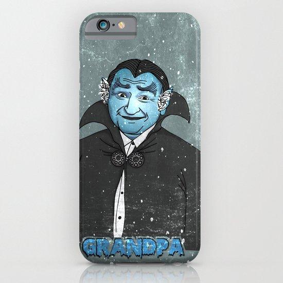 Grandpa Munster iPhone & iPod Case