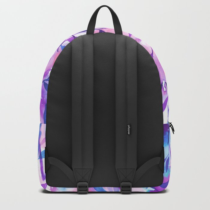 Changes Purple Backpack