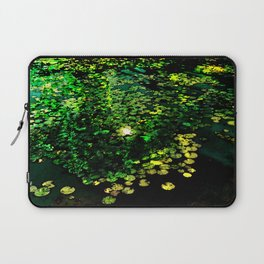 the Water Lilly Laptop Sleeve