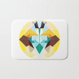 No Time for Space Bath Mat