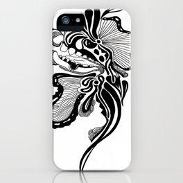 CARNIFLOWER iPhone Case