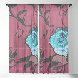 kiss Sheer Curtain
