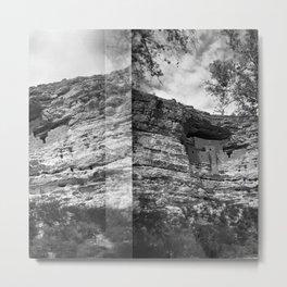 Montezuma Castle Metal Print