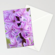 Hyacinthus orientalis 645 Stationery Cards