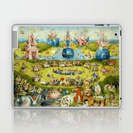 The Garden of Earthly Delights Laptop & iPad Skin