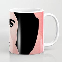 Elizabeth Taylor - Glamour - Pop Art Coffee Mug