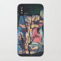 jesus iPhone & iPod Cases featuring Jesus by Ibbanez