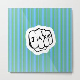[ Blues Brothers ] Joliet Jake John Belushi Metal Print