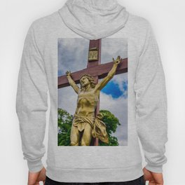 Crucifixion of Jesus Hoody