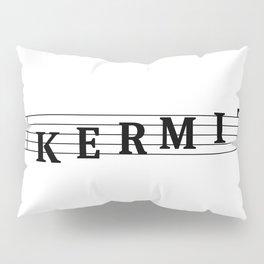 Name Kermit Pillow Sham