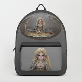 Your White Magic Backpack